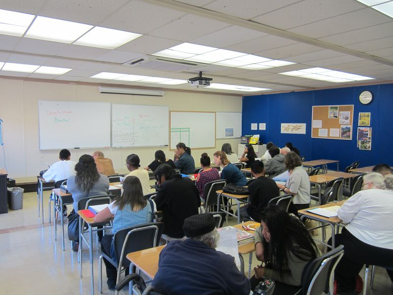 1st day of coaching with  Team 2P at RHS 09 20 12
